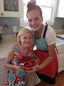 Ellie:Gwen?Strawberries
