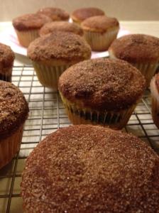 Justin's Muffins