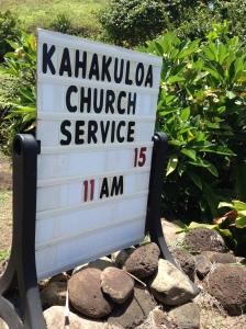 Kahakuloa Church 2