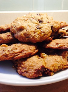 Chocolate, Apricot, Pecan Cookies copy