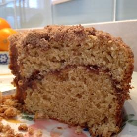 Sour Cream Coffee Cake 2